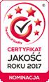 Nominacja Jakość Roku 2017