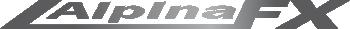 Alpina FX - logo