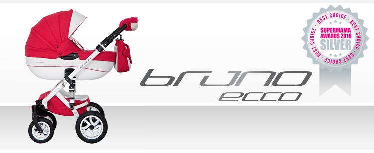 Wózek dzieciecy Brano Ecco