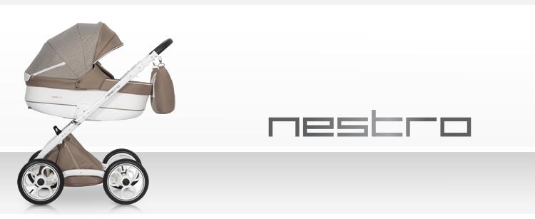 Wózek dzieciecy Nestro