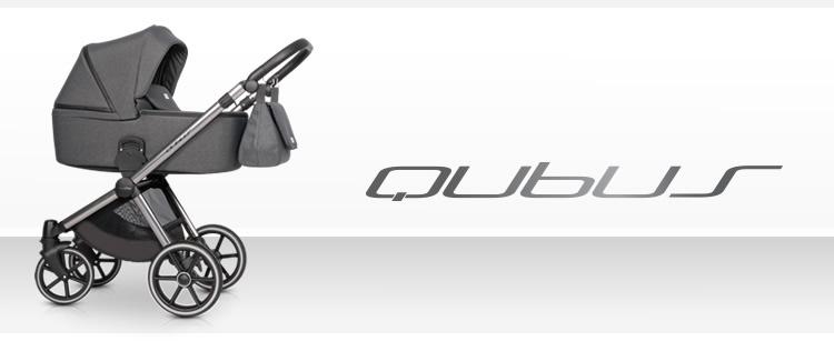 Nowoczesny wózek wielofunkcyjuny QUBUS