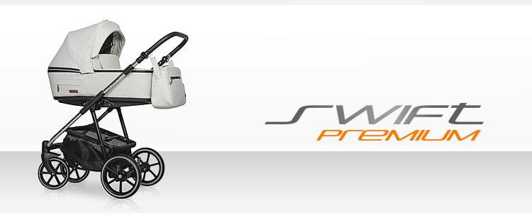 Wersja Premium wózka Swift