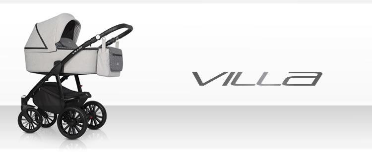 Nowoczesny wózek wielofunkcyjuny Villa
